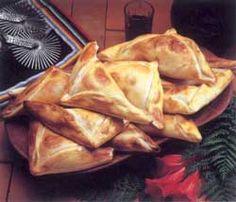 Receta de Empanadas chilenas