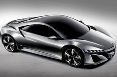 Acura NSX 2012
