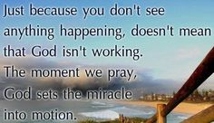 miracles in motion
