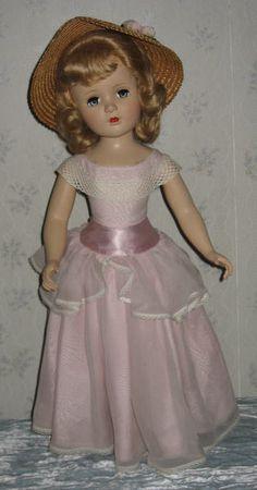 """1948 Madame Alexander """"Margaret Rose"""" Doll"""