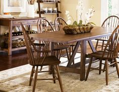 The farmhouse look is timeless because it evokes a sense of days-gone-by relaxation. Its about kicking back and relaxing with friends around your well-worn trestle table and letting life be fuss-free. Our collection of rustic-yet-elegant furniture and decor is an easy way to bring the farmhouse into even the biggest city slickers home.