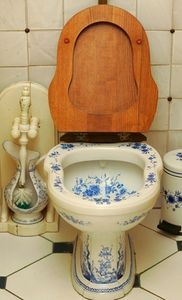 How to Clean a Badly Stained Toilet Bowl