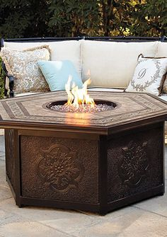 Gorgeous Outdoor Fire Pit.