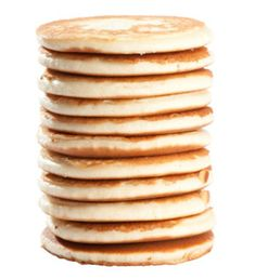 QUINOA PANCAKES - 73 calories per cake 2 grams protein