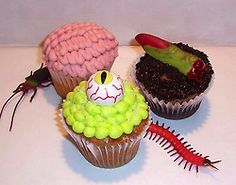MAYBE I'LL MAKE THESE FOR MY HALLOWEEN PARTY THIS YEAR!!!