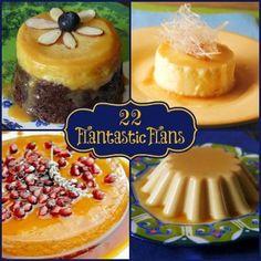 22 Flantastic Flans!