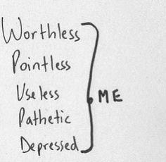 peopl feel, life, nutshel, depress quot