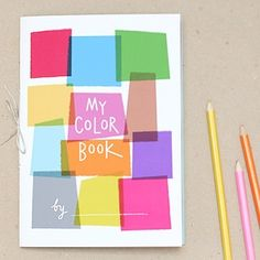 Learn Colors with My Color Book