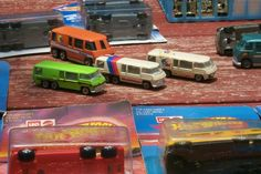 Arthur Owens GMC Motorhome Toy Collection; www.gmcclassics.com