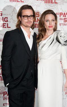 Angelina Jolie and Brad Pitt!