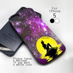 the #little #mermaid #Nebula, #iPhone #5 Black #Case Cover