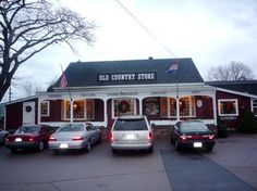 Old Country Store and Emporium, West Mansfield Village MA