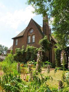 """""""The only house commissioned, created and lived in by William Morris, founder of the Arts & Crafts movement, Red House is a building of extraordinary architectural and social significance."""