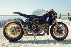 Ducati 1098 Custom by Anglada Originals 1 ride, car, ducati 1098, custom motorcycles, ducati1098, custom ducati, digital art, custom bikes, cafe racers
