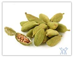 Cardamom (particularly Elettaria cardamomum) is a member of the ginger family (Zingiberaceae) and the third most expensive spice by weight -- outstripped only by saffron and vanilla. It is used for both culinary and medicinal purposes (carminative and anti-spasmodic).