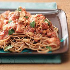 Thai Chicken Pasta