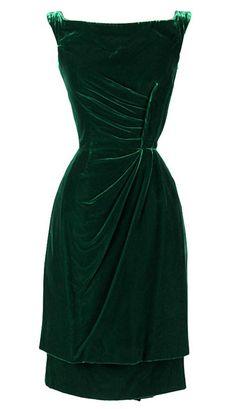 Dress Ceil Chapman, 1950s Mill Street Vintage dress ceil, cocktail dresses