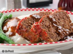 Dad's Meat Loaf - Just in time for Father's Day! #Recipe