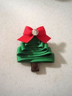 ribbon tree clip W/instructions