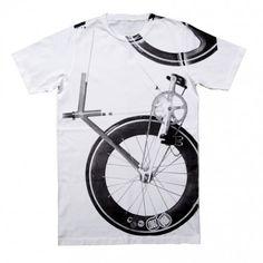 fixed gear bike cycling t-shirts