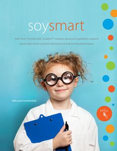 Soy Smart: Reliv Now® for Kids with LunaRich™ by Reliv International, via Flickr #soy #Reliv #children