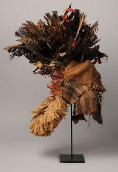 Africa | Pende Mask | Democratic republic of Congo