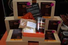 Healthy raw chocolate making kit by Elements for Life