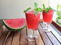 Watermelon Lime Chiller - Refreshing Summer Drink