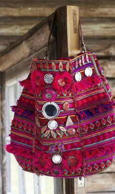 Gypsy Travel Totes+ Bags  Serafini Amelia  bohemian bag