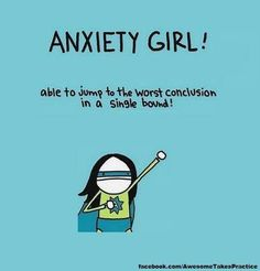 anxieti girl