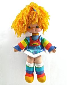 Rainbow Brite - still have her?