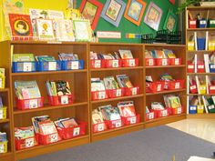 great classroom library