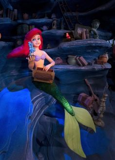 Under the Sea ~ Journey of The Little Mermaid in New Fantasyland
