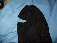 MommaJean13: Free Loomed Ski Mask Pattern