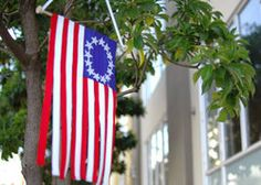 Betsy Ross American Flag Kids Activity