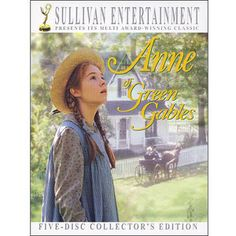 Anne Of Green Gables (5-Disc Collector's Edition)