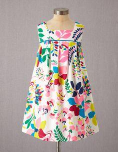 Printed dress / Isla, summer