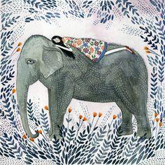 elephants, art illustrations, elephant art, dreams, fashion models
