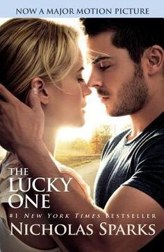 The Lucky One by Nicholas Sparks deescalz17