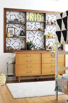 That Quilt! + Design Your Own Shelf Liner