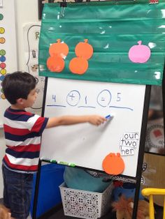 Lots of pictures and ideas for math!