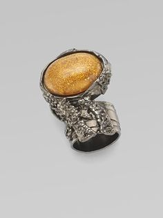 Yves Saint Laurent Arty Ovale Ring