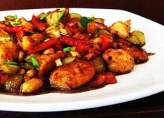 Panda Express Kung pao chicken - copy cat recipe