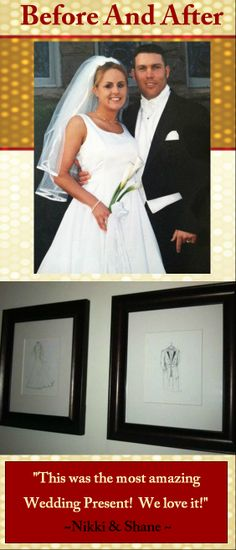 1 Year Before Wedding Gift : One Year Anniversary Gifts on Pinterest Wedding Dress Sketches, One ...