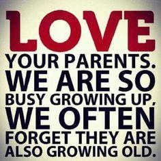 Love my parents!