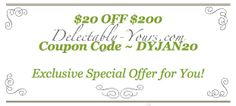 $20 Off Coupon Code for #DelectablyYours #Bedding #WesternDecor #Rugs #HomeDecor