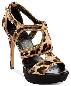 Jessica Simpson Shoes, Bruno Platform Sandals