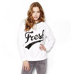 """""""Fresh"""" Sweatshirt."""
