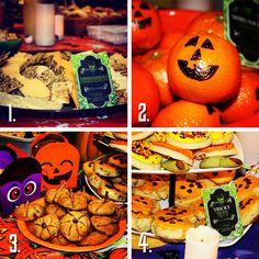 Creepy Food Ideas for a Halloween Party - Improvements Blog