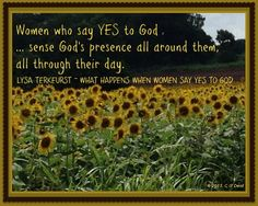 SAY YES TO GOD'S PRESENCE - CHAPTER 1 PAGE 14.